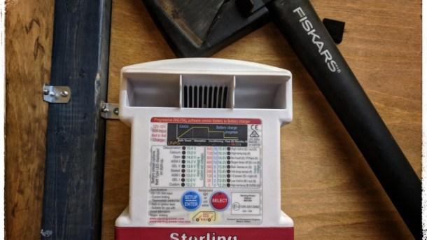 Sterling Power B2B in Van