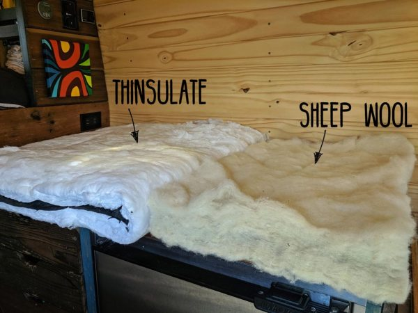 Thinsulate-vs-Sheep-Wool-Insulation-for-Van