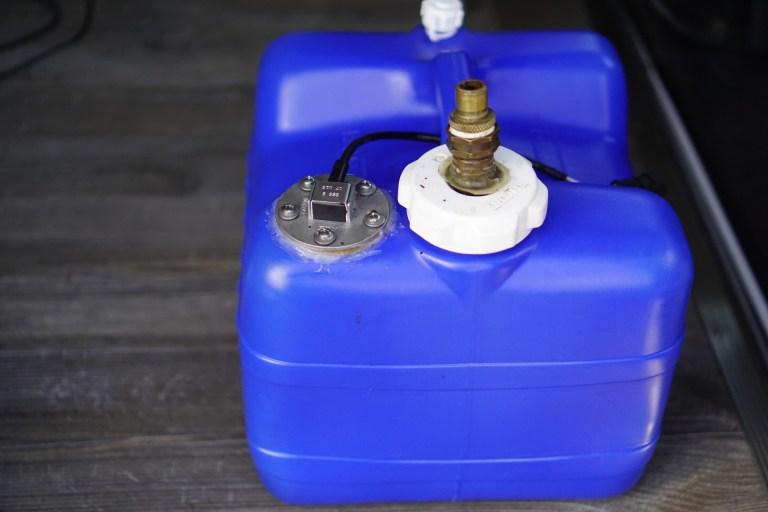 Aqua-Taine with KUS Tank Level Sensor