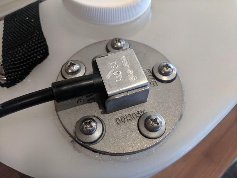 Natures Head Composting Toilet Liquid Tank Level Sensor Simarine Pico (1)