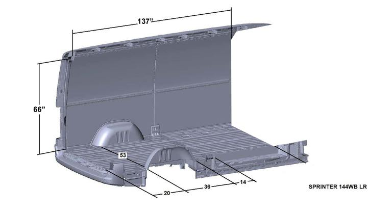 Mercedes-Sprinter-Van-Interior-Cargo-Dimensions-(144WB,-Low-Roof)