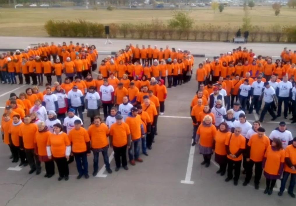 На АвтоВАЗе рабочих использовали для съемок поздравления по случаю юбилея президента концерна