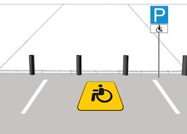 Необходимо ли сокращать количество парковочных мест для инвалидов?