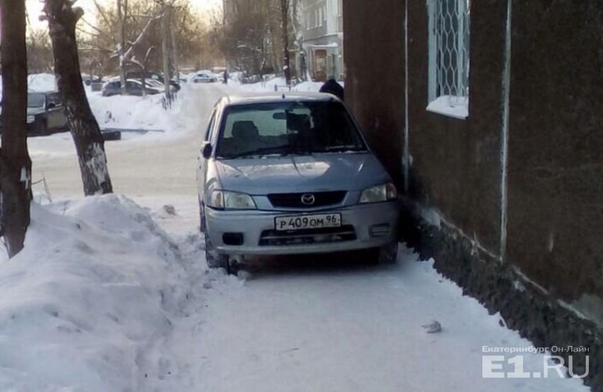 «Я паркуюсь как…»: хам на BMW, кара от воришек и месть жителей ЖБИ