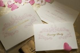 Luxuery Wedding Invitations Rococo 300 x 200