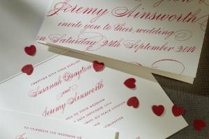 Luxury Wedding Invitations Chelsea 1 300 x 200