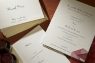 Luxury Wedding Invitations Park Avenue 300 x 200
