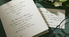 Luxury Wedding Invitations Shelly 468 x 250