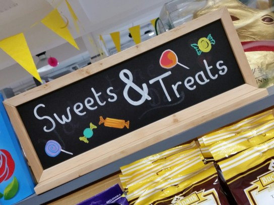 Sweets, Treats & Candy