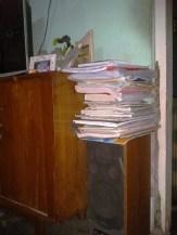 tempat buku pelajaranku :(