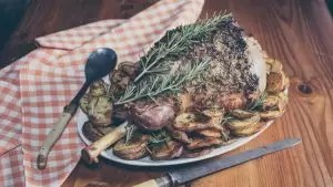 British food fortnight lamb
