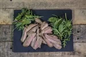 British food fortnight steak