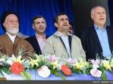 احمدی نژاد: به شما چه مربوط است «این شخص باید بیاید و آن شخص نیاید»