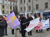 مراسم بزرگداشت شهدای فروغ اشرف در یوتبوری، سوئد