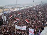 تظاهرات سراسری روز جمعه درعراق با شعارهای سرنگونی حکومت مالکی و اخراج رژیم ایران
