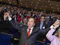 کنگره سراسری حزب سوسیال دموکرات پایان یافت