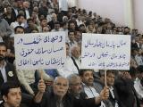 اعتراض كارگران شهرری به مصوبه غیر قانونی مزد در مراسم روز جهانی کارگر