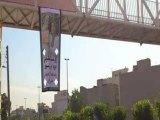 ویدیو – فعالیتهای رزمندگان یکانهای ارتش آزادی در تهران، اردیبهشت 1392