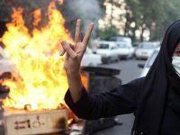 ابراز وحشت رژیم از بروز قیامهای مردمی در طی نمایش انتخابات