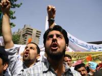 تجمع ۴۰۰ کارگر ساختمانی در اعتراض به نظاممند نبودن پرداخت مزد