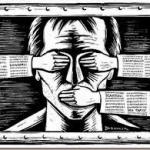 نبود آزادی در ایران