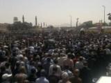 تظاهرات ضد حکومتی در اصفهان