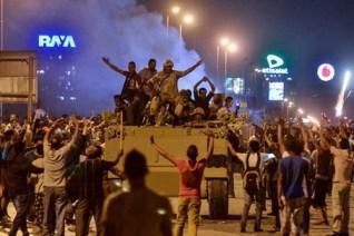 حد اقل 26 کشته و850 نفر زخمی در شب گذشته در مصر