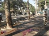 در پی تظاهرات ضد رژیم در هرات یک تن کشته و حهار نفر زخمی شد
