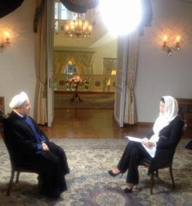 rohani intervju
