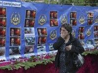 به روایت تصویر – گرامیداشت خاطره 52 شهید حمله جنایتکارانه مالکی-خامنه ای در استکهلم