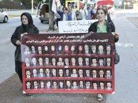 محکوم کردن جنایت قتل عام در اشرف توسط زندانیان سیاسی، بازجویی و تشدید فشارهای ضد انسانی