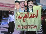درگیری در مریوان در پی تجمع معترضان به اعدام زندانیان کرد
