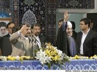 روحانی:  توافق ژنو یعنی تسلیم شرق و غرب در مقابل ایران
