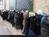 تحقیر مردم مظلوم ایران برای دریافت سبد کالای دولتی!