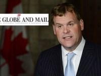 روزنامه کانادایی گلوب اند میل: کانادا رژيم ايران را حامي تروريسم و ناقض حقوق بشر می داند