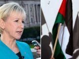 دولت سوئد فلسطین را به عنوان یک کشور به رسمیت شناخت