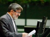 ویدئو – سخنان علی مطهری در دفاع از موسوی و کروبی و تشنج در مجلس ارتجاع