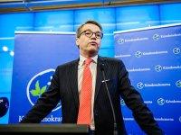 رهبر حزب دموکرات مسیحی سوئد استعفا داد