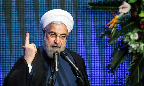 شیاد روحانی  از کدام اختیارات ویژه حرف میزند؟