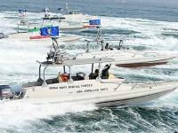 شلیک قایقهای سپاه پاسدارن به سوی یک کشتی نفت کش سنگاپوری در خلیج فارس