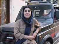 آتنا فرقدانی، نقاش و فعال مدنی، به ۱۲ سال و ۹ ماه حبس محکوم شد