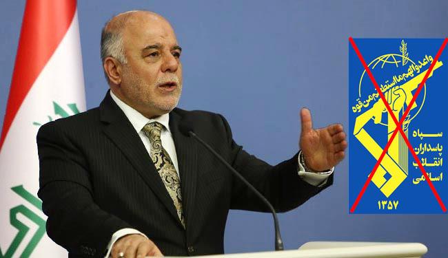 العبادی: ایران دلیل نخستوزیر نشدن من بود