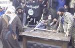 """قطع دست توسط """"دولت اسلامی"""" داعش"""