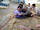 بر اثر جاری شدن سیل در 11 استان ایران دهها نفر کشته و مفقود شدند