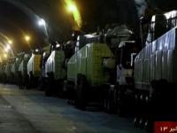 افشای محل نگهداری موشکهای دوربرد توسط سرکرده سپاه