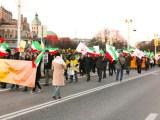 فیلم + گزارش تصویری از تظاهرات باشکوه یاران مقاومت در شهر استکهلم – شنبه 12 دسامبر2015