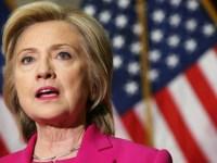 هیلاری  کلینتون خواستار اعلام تشدید تحریمها علیه حکومت ایران شد