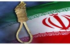 ۱۰ زندانی در زندان رجایی شهر کرج اعدام شدند