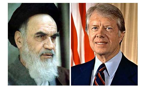 اسناد سازمان سیا: روح الله خمینی از دهه 60 میلادی تا پیروزی انقلاب 57 با آمریکا در ارتباط بود