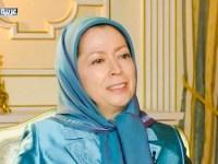 مریم رجوی: تحریم انتخابات نامشروع آخوندها فریضه ملی و پیمان ملت ایران با شهیدان قیام است